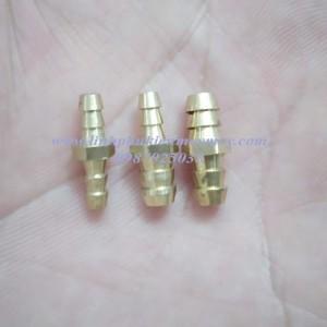 Đầu nối đuôi chuột phi 2mm 2.5mm 3mm 4mm 5mm 6mm 7mm 8mm 10mm